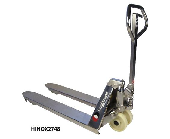 STAINLESS PANTHER INOX PLUS PALLET TRUCK