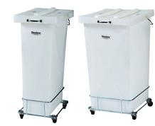 ALL-PURPOSE MOBILE POLYETHYLENE CARTS